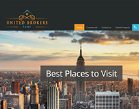 UnitedBrokers website