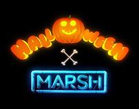 Halloween X Marsh