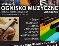 Plakat Facebook WWW - Szkoła Muzyczna