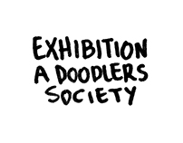 "EXHIBITION ""A doodler's society"""