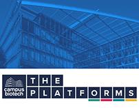 Campus Biotech Geneva Platforms