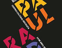 Cartel Tipográfico - Paul Rand