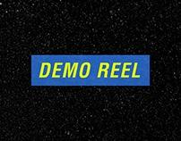 Demo Reel, February 2018