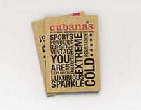 Cubanas Shoes AW'11