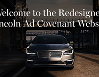Lincoln Online Ads