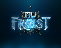 Ice, Frost GAME LOGO