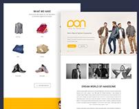 DON - Web Design