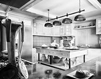 kitchen classic design