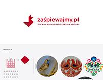 Narodowe centrum kultury / Logo