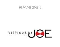 Vitrinas By Joe - Branding