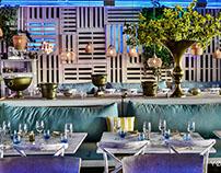 'LIQUE' restaurant