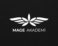 Mage Akademi Logo Work