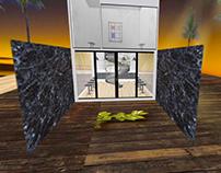 3D Bar Design - Motion Graphics