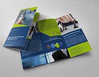 Company Brochure Tri-Fold Brochure Vol.20