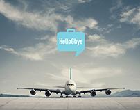 HelloGbye Branding