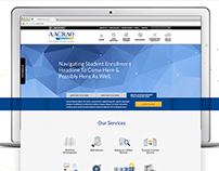 AACRAO Consulting Website Redesign