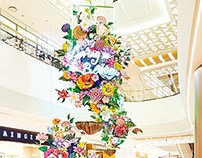 Olaf Hajek // Lotte World Mall
