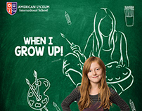 Admissions Open American Lyceum Campaign