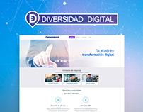 Diversidad Digital   Website