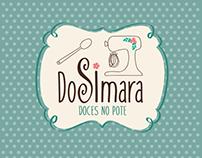 Identidade Visual e Materiais Gráficos para DoSimara.