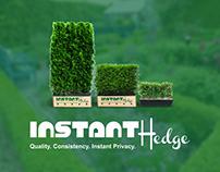 A5 Catalog Design ~ Hedge Nursery