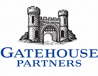 Gatehouse Partners Logomark Illustrated by Steven Noble