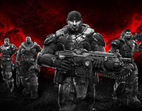 Gears of War Ultimate Edition on XBOX One