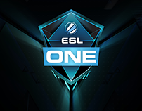 ESL ONE | Logo Design