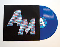 Arctic Monkeys 12 Inch LP