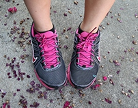 How to Tie Your Running Shoes (Video)