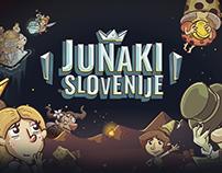 Junaki Slovenije - Heroes of Slovenia / Game Design