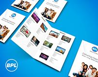 Brochure Design - BPL