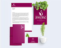 Swone logo Concept | Visual identity