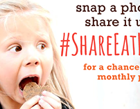 #ShareEatLove
