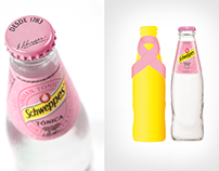 Schweppes - International Day against Breast Cancer