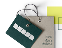 Nuno Moura Machado - architect
