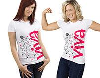 T-Shirt Design for VIVA
