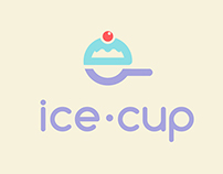 Logo Ice cup