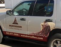 Matador Coffee Vehicle Design