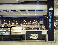 naming Cafe Ciel _ branding   packaging