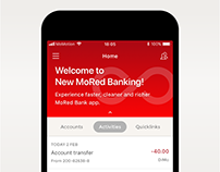 Banking App - Visual Design