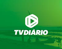TV Diário - Website Redesign