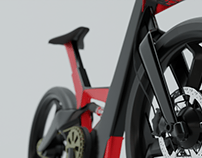 Electric cycle for urban commute