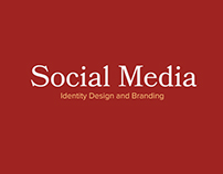 Social Media Identity Design and Branding