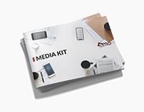 9MO Media Kit Design