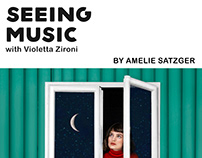 SEEING MUSIC with Violetta Zironi
