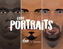 Euro Portraits