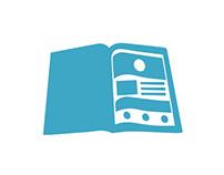 Diseño tapas de revistas y artículos