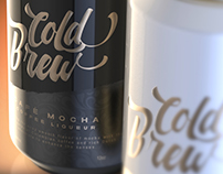 Cold Brew can design