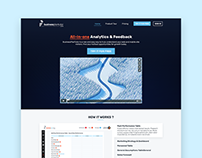 Businessplantutor.com Landing Page with Calculators